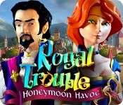 Royal Trouble: Honeymoon Havoc